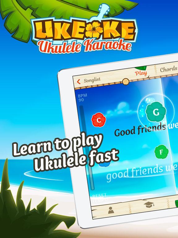 Ukukele Karaoke App Ukeoke Listens To Your Playing and Gives Feedback Image