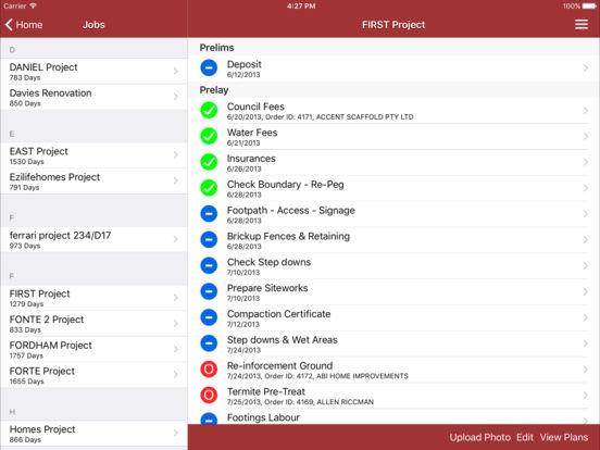 BEAMS Mobile iPad Screenshot 2