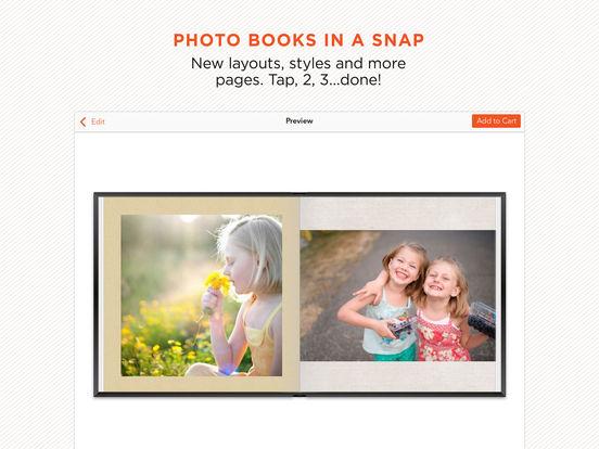 Shutterfly for iPad iPad Screenshot 2