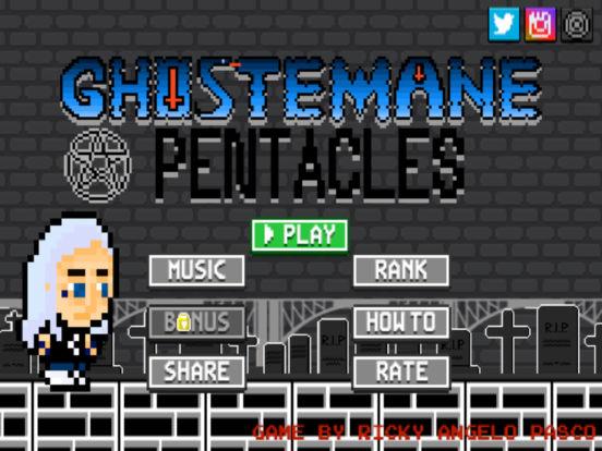 Ghostemane Pentacles на iPad