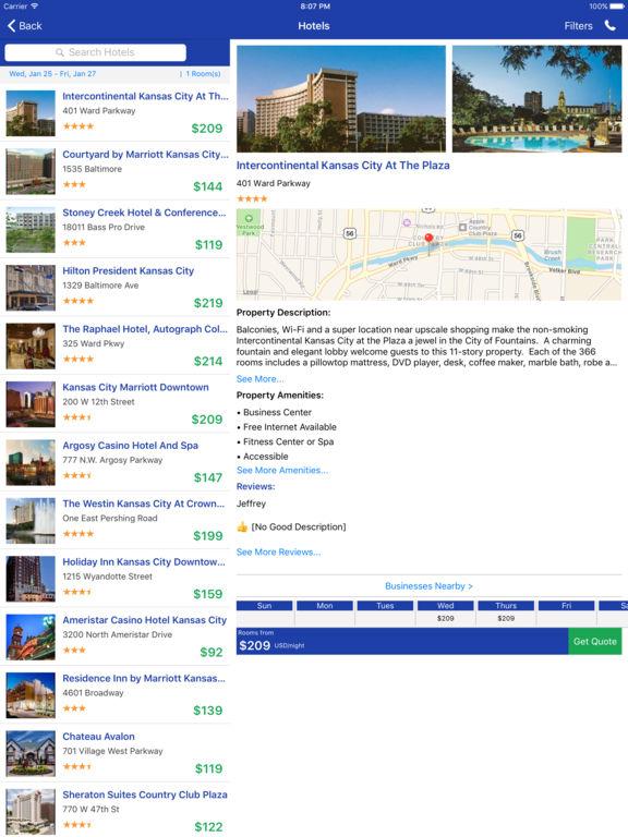 App Shopper I4kansascity Kansas City Hotels Amp Yellow