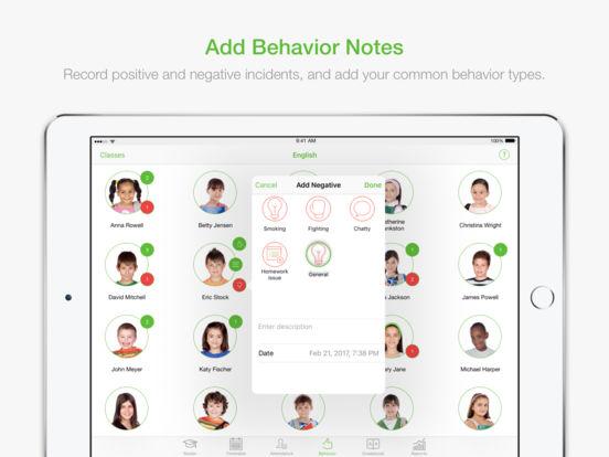 TeacherPal iPad Screenshot 3
