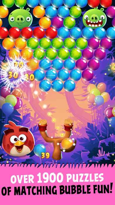 Angry Birds POP - Bubble Shooter hack tool Coins Gold
