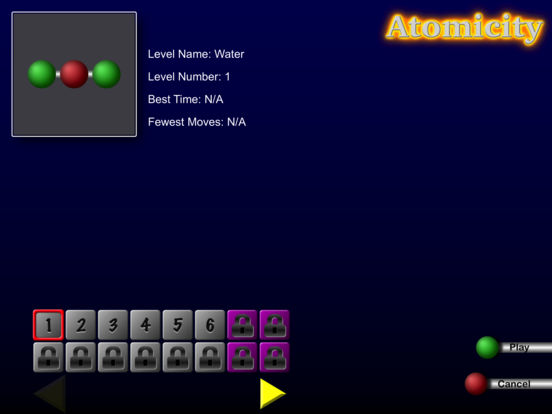 Atomicity iPad Screenshot 3