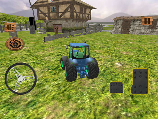 app shopper farm simulator village harvesting tractor