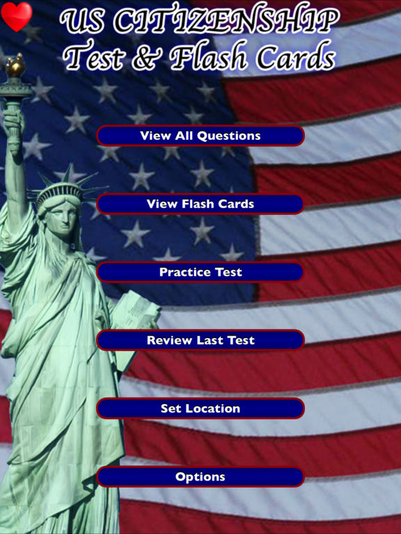 US Citizenship Test 2017 USCIS on the App Store