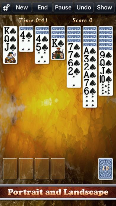 Screenshot #7 for Solitaire City (Ad-Free)
