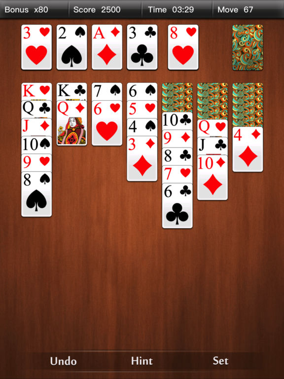 PlaySolitaire Plus 2017 screenshot 8