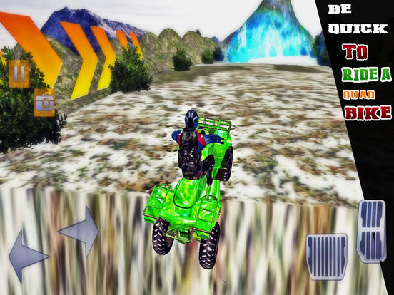Etreme Quad Bike Race Pro screenshot 6