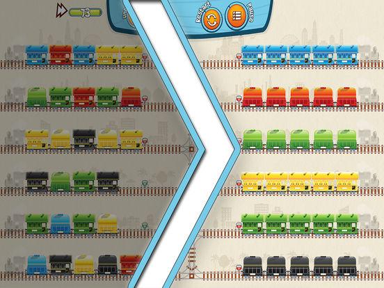Скачать Train Mix логическая головоломка-пасьянс