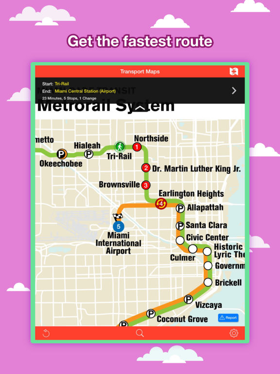 Miami City Maps - Discover MIA with MRT & Guides Screenshots