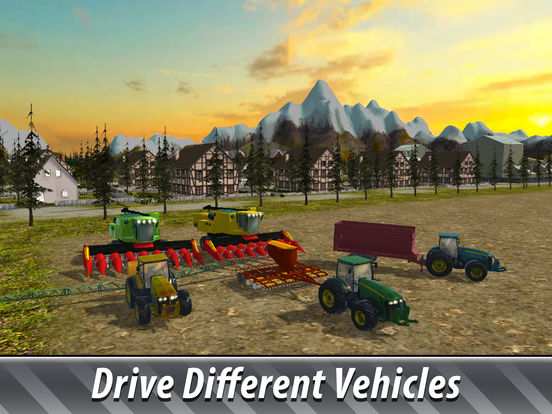 Euro Farm Simulator: Corn Full screenshot 8