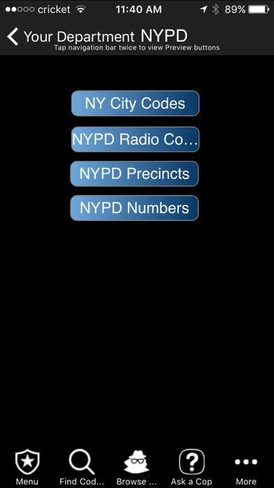 New York - Pocket Brainbook screenshot 2