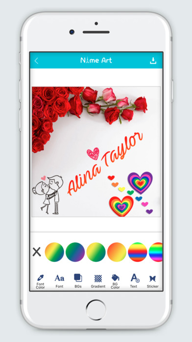 Name art calligraphy app download android apk