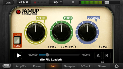 Screenshot #7 for JamUp Pro