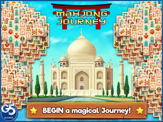 Screenshot #1 for Mahjong Journey®