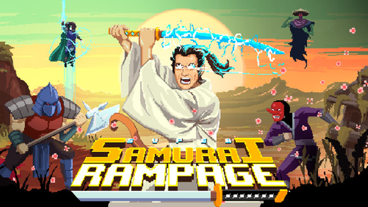 Super Samurai Rampage Screenshots