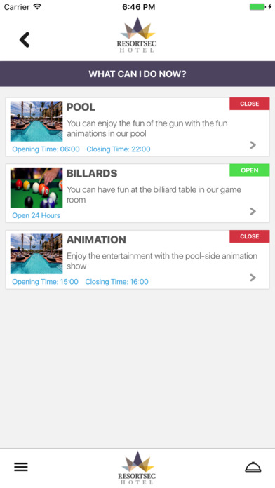 ResortSec screenshot 3