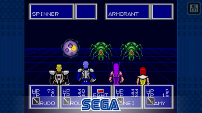 Phantasy Star II Classic screenshot 3