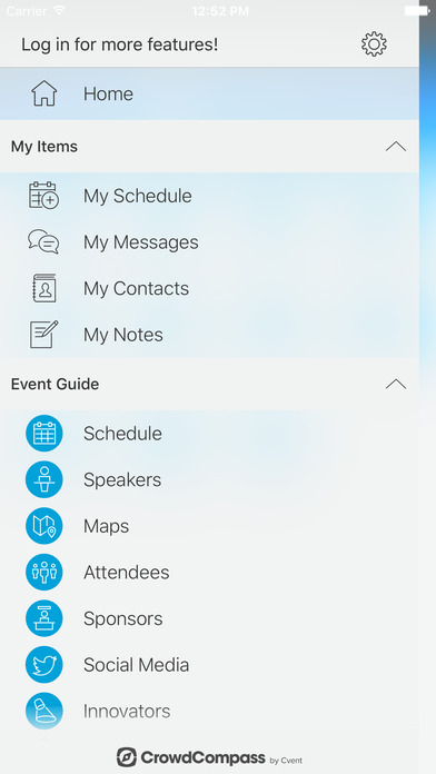 download Bluebeam Inc. Events apps 2