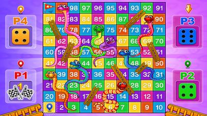 Snake & ladder multiplayer screenshot 1