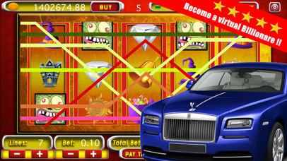 Screenshot 1 Billionaire Casino Slots