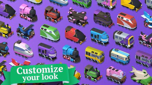 Train Conductor World - Rail Tycoon Game Screenshot