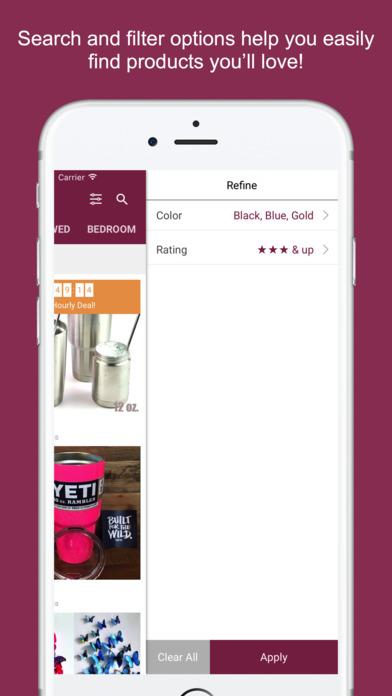 iphone screenshot 5 - Home Design And Decor Shopping