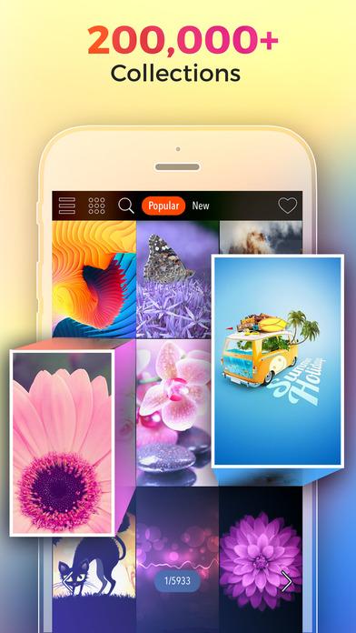 Kappboom Классные обои и для Retina Скриншоты3