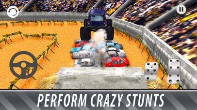 Monster Truck Stunt Arena Full screenshot 2