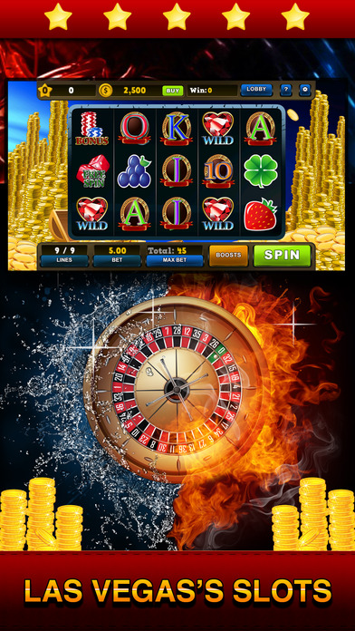 Screenshot 1 Las Vegas Slot Mania