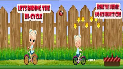 Kids Princes Bicycle Ride screenshot 2