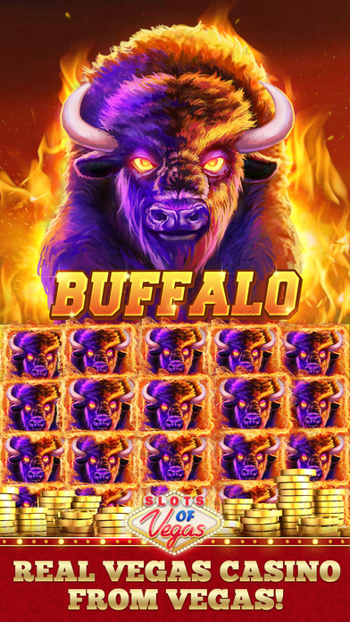Screenshot 1 Slots of Vegas — Real Vegas Slot Machines