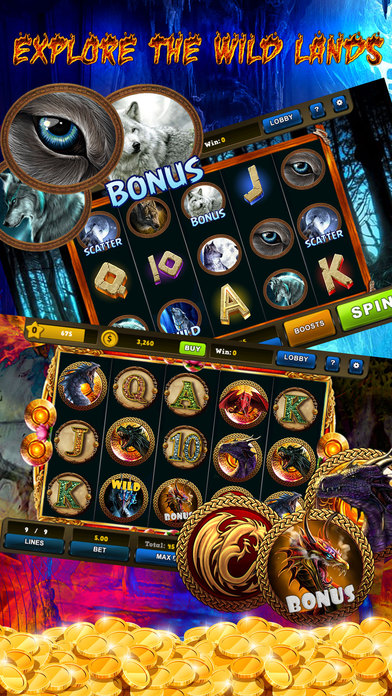 Screenshot 1 Fun Mega Casino Slots House