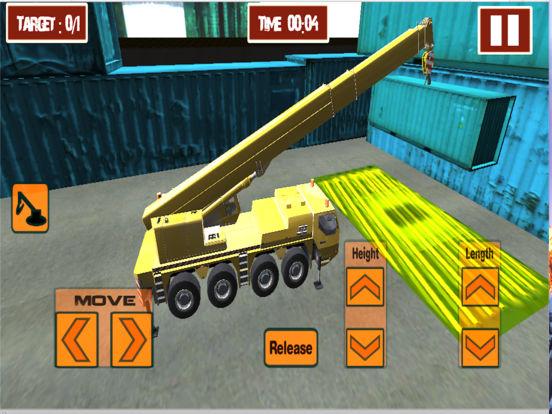 Heavy construction crane 2017 screenshot 6