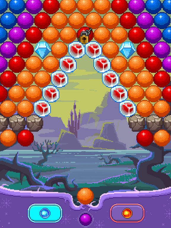 Bubble Wonderland screenshot 10