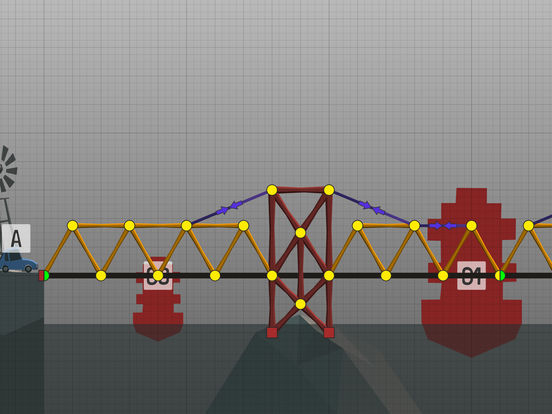 Poly Bridge screenshot 8