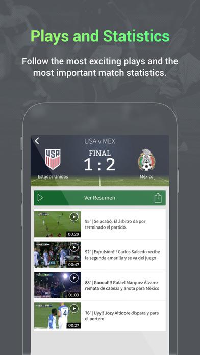 univision deportes liga mx mls f tbol en vivo on the app store. Black Bedroom Furniture Sets. Home Design Ideas