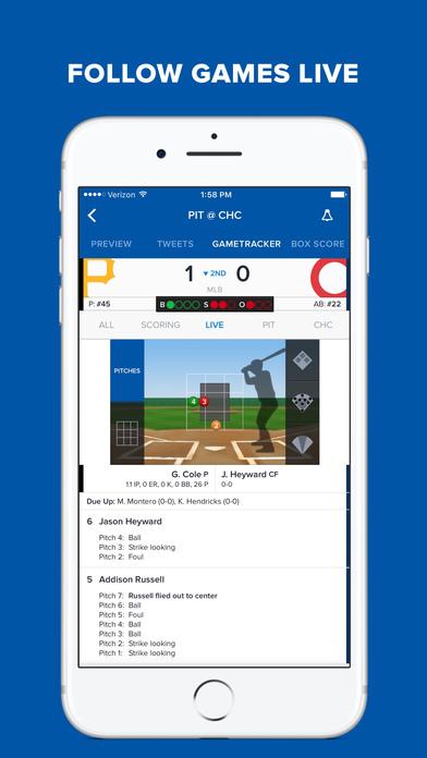 CBS Sports screenshot 3