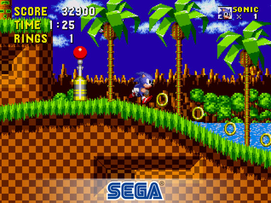 Sonic The Hedgehog For iOS/TV Goes Free For First Time
