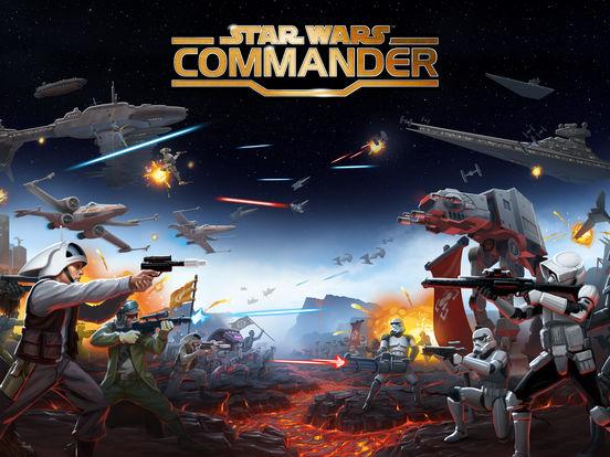 Screenshot #1 for Star Wars™: Commander