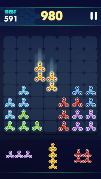 Screenshot 3 Fidget Spinner Puzzle