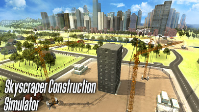 Skyscraper Construction Simulator Full screenshot 1