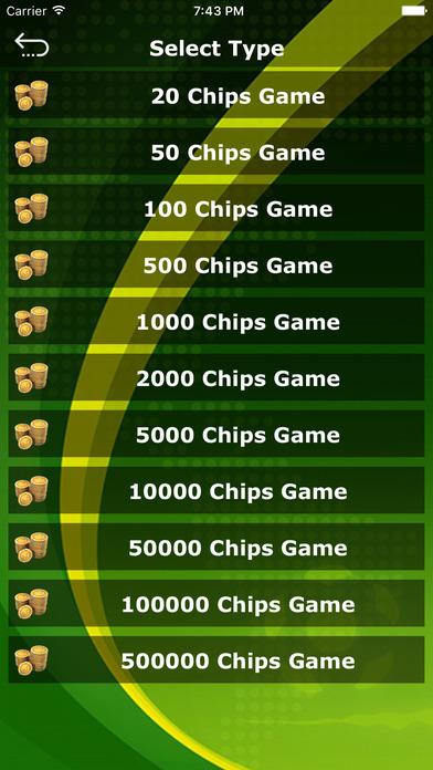 Match Card : Game screenshot 3