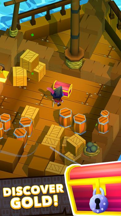 Blocky Pirates screenshot 4