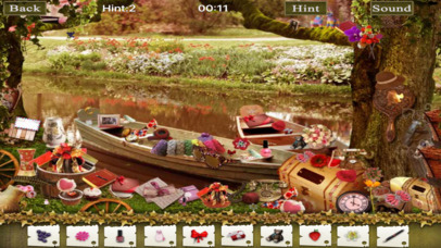 Find Objects : Romantic Proposal screenshot 1