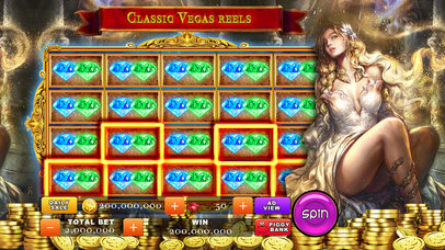 Screenshot 1 Slots — Classic Royal Heroes Casino