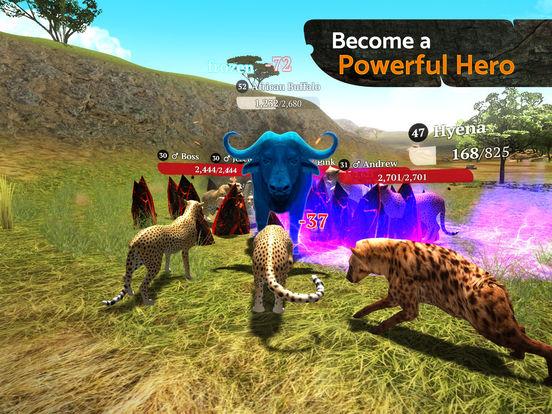 The Cheetah: Online RPG Simulatorscreeshot 5