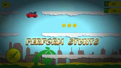 Smashy Jump Car Shooter Screenshot 1