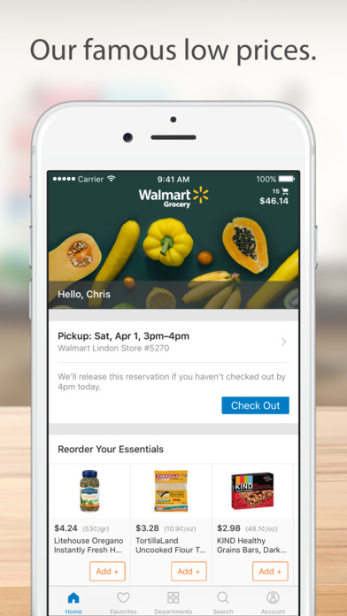 download Walmart Grocery apps 2